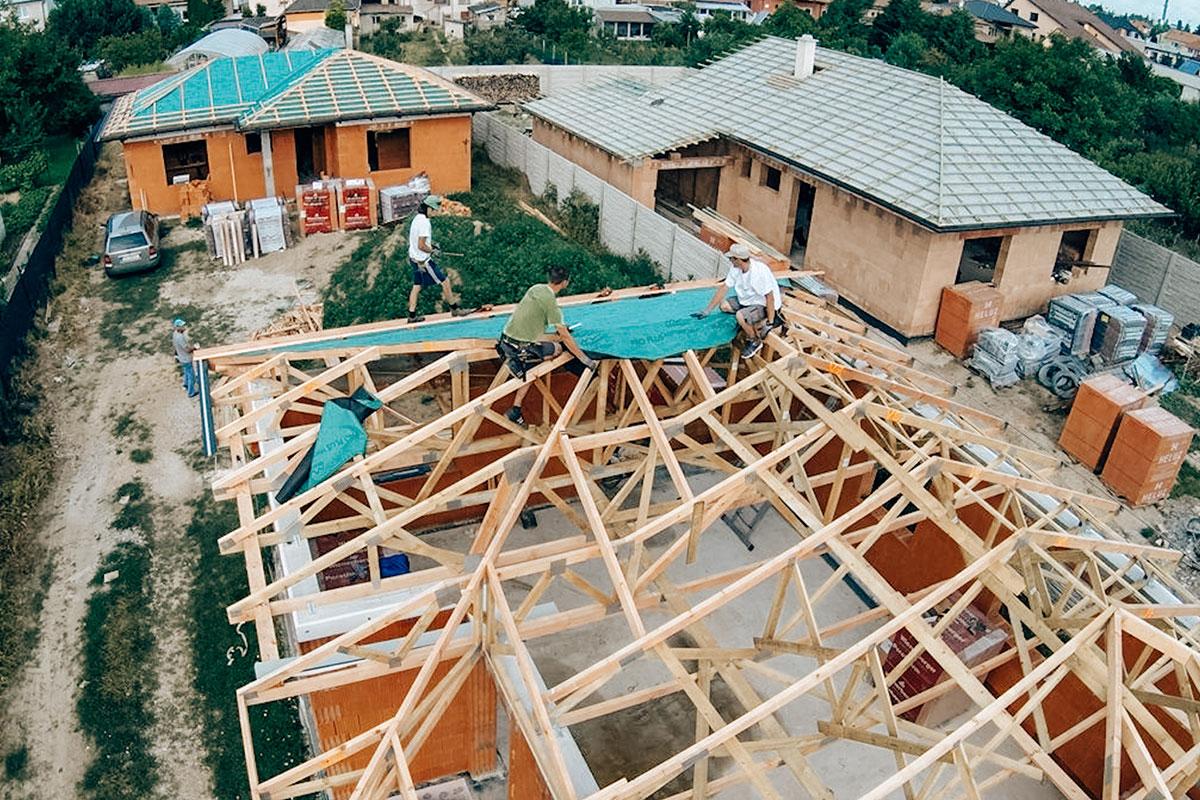 realizacia strechy